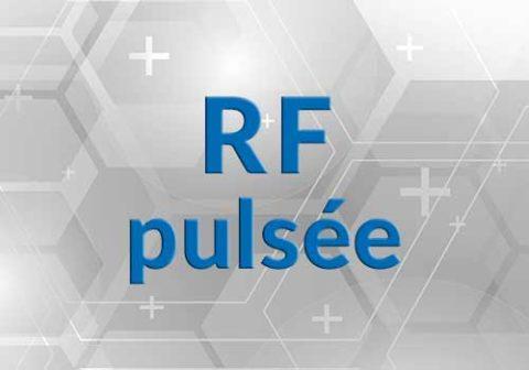 Radiofréquence pulsée/ Multiaiguilles sur rides et pigmentation périorbitaire
